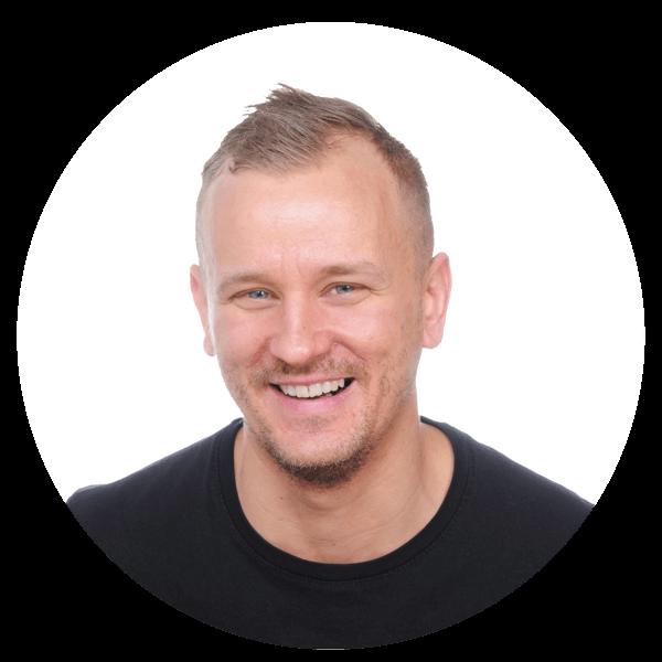 Mikko Saariahto osteopaatti